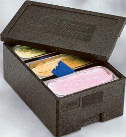 Thermohauser Thermobox Insulated Food Transport Box Ice Cream