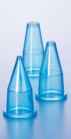 Piping Tips Polycarbonate Round Hole